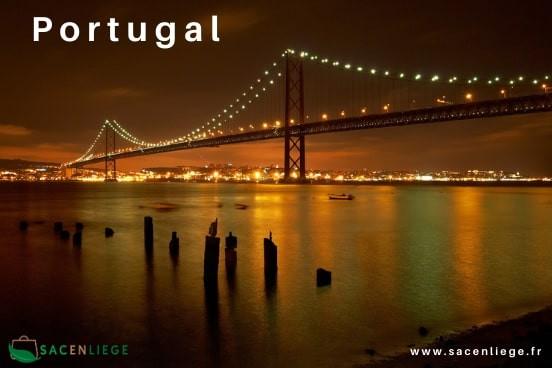 Portugal : le pays, la capitale et les objets en liège